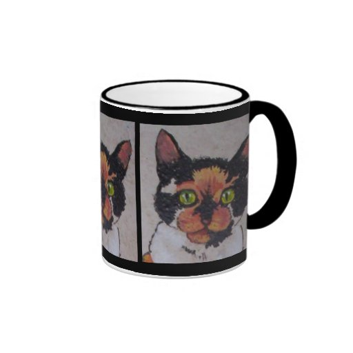 Hall cat coffee mugs