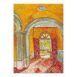 Hall de entrada del hospital de San Pablo de Van Anuncio