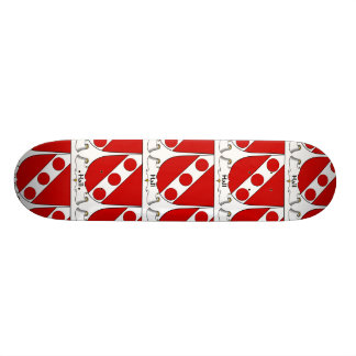 Hall Family Crest Skate Board Decks