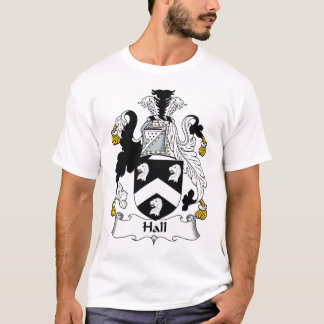 Hall Family Crest T-Shirt