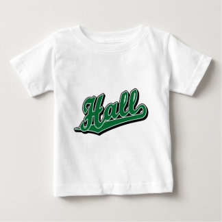 Hall in Green Baby T-Shirt