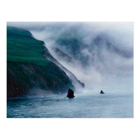 Hall Island, Bering Sea, 1997 Postcard