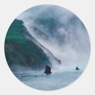 Hall Island, Bering Sea, 1997 Sticker