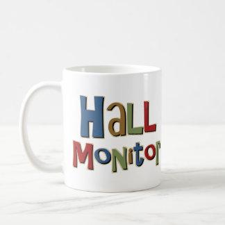 Hall Monitor Colorful Coffee Mug