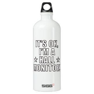 Hall Monitor SIGG Traveler 1.0L Water Bottle