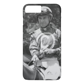 Hall of Fame Jockey Alex Solis iPhone 8 Plus/7 Plus Case