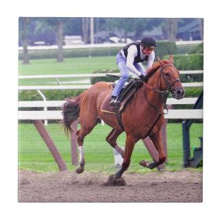 Hall of Fame Jockey Alex Solis Tiles