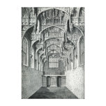 Hall of Hampton Court Palace Stretched Canvas Prints