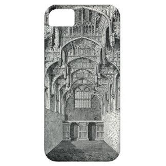 Hall of Hampton Court Palace iPhone SE/5/5s Case
