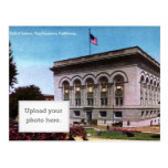 Hall of Justice Post Cards