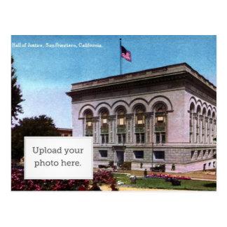 Hall of Justice Postcard