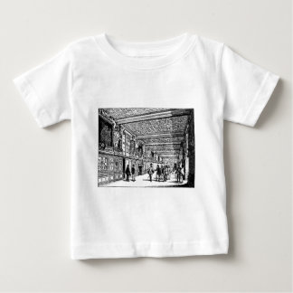 Hall of knowledge baby T-Shirt