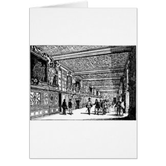 Hall of knowledge greeting cards