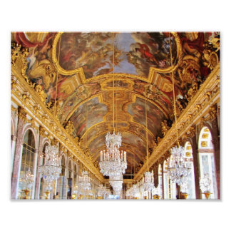 Hall of Mirrors, Versailles Photographic Print