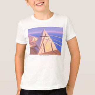 Hall of Records - Kid's T-shirt
