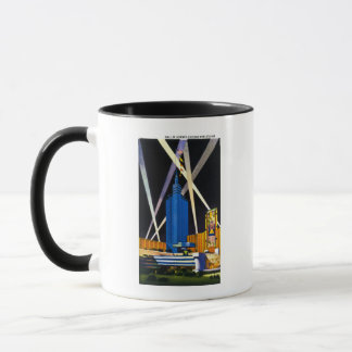 Hall of Science, Chicago World's Fair Mug
