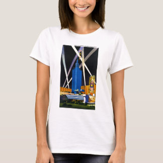 Hall of Science, Chicago World's Fair Retro T-Shirt
