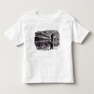 Hall of the Arringatore, Etruscan Museum Toddler T-shirt