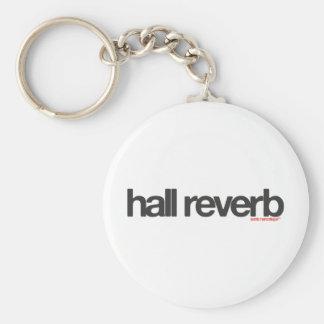Hall Reverb Keychain