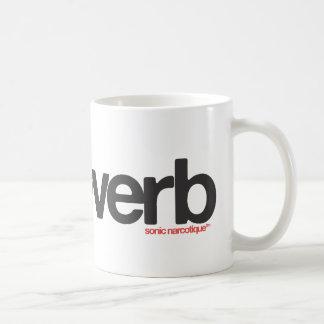 Hall Reverb Classic White Coffee Mug