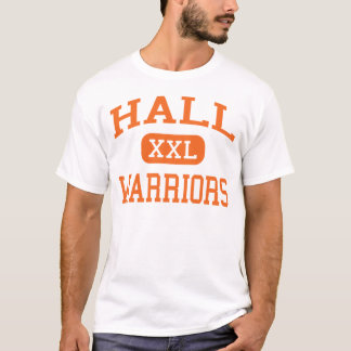 Hall - Warriors - High - Little Rock Arkansas T-Shirt
