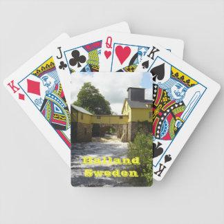 Halland Suecia Baraja Cartas De Poker