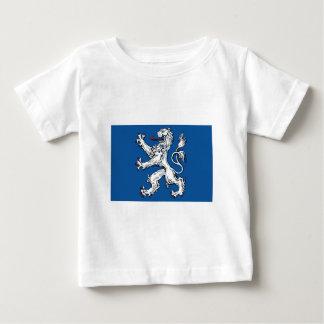 Hallands län flag tee shirt