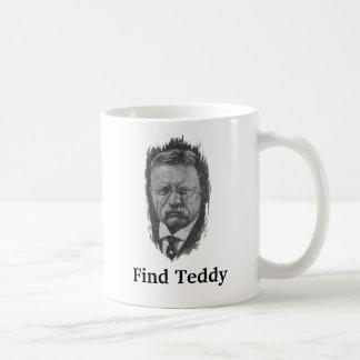 Hallazgo Theodore Roosevelt Tazas