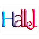 Hallel.png Postales