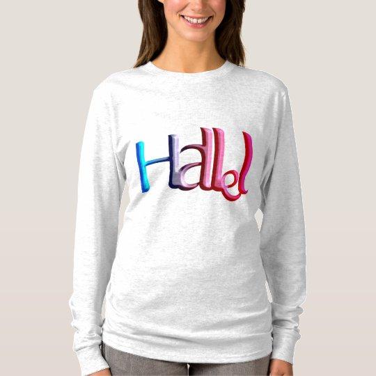 Hallel.png T-Shirt