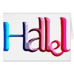 Hallel.png Tarjetas