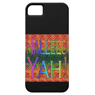 ¡Hallelu Yah! iPhone 5 Case-Mate Protectores