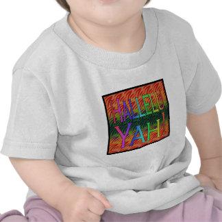Hallelu Yah! T-shirts