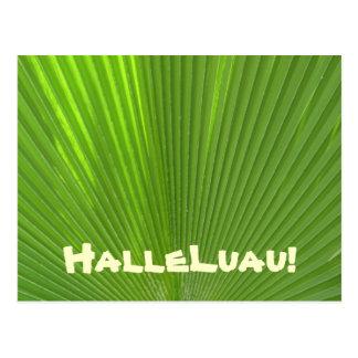 ¡Halleluau! Reserva _Tropical la postal del fiesta