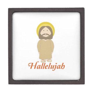 Hallelujah Caja De Recuerdo De Calidad