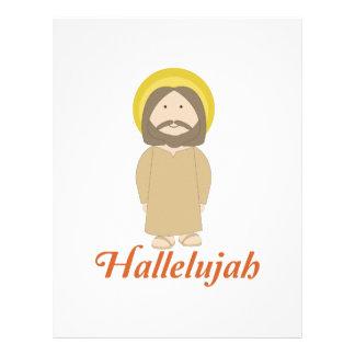 Hallelujah Letterhead