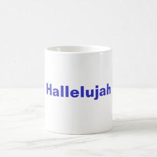 Hallelujah Mug