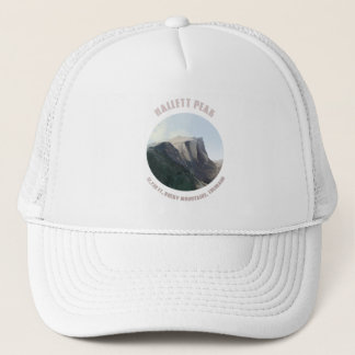 'Hallett Peak' Trucker Hat