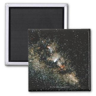 Halleys Comet  in the Milky Way Magnet