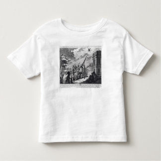 Halley's Comet Observed in 1759 by Cassini III Toddler T-shirt