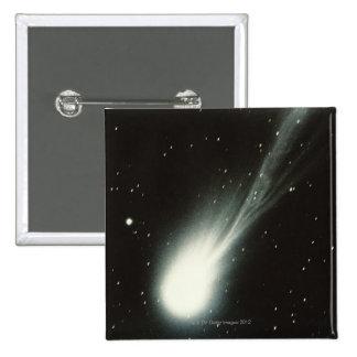 Halleys Comet Pinback Button