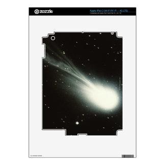 Halleys Comet Skins For iPad 3