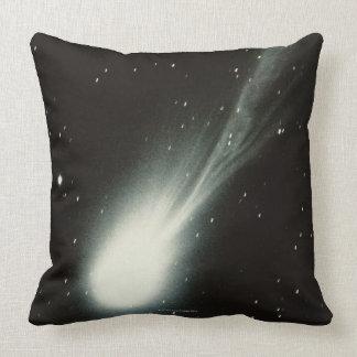 Halleys Comet Throw Pillow