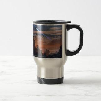 Halley's Comet Travel Mug