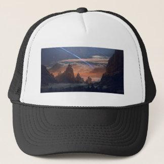 Halley's Comet Trucker Hat