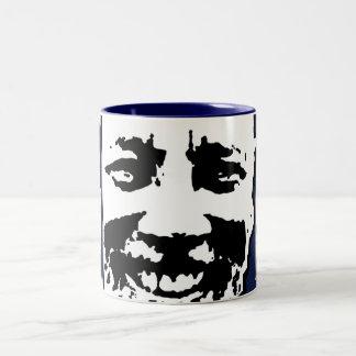 Hallford, Hallford, Hallford Two-Tone Coffee Mug