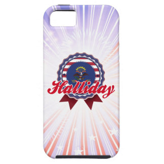 Halliday, ND iPhone 5 Case-Mate Protectores