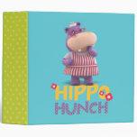 "Hallie la corazonada feliz del hipopótamo carpeta 2"""