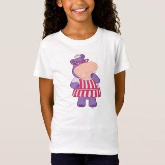 Hallie the Happy Hippo T-Shirt