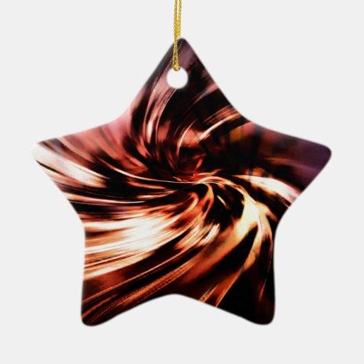 Hallo Happiness Design Ceramic Ornament